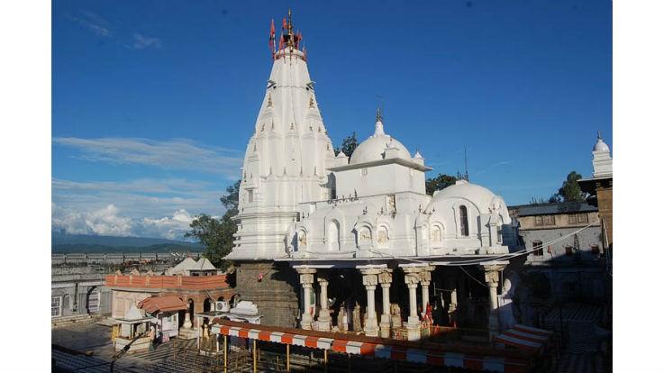 Vajreshwari Devi Temple, Nagarkot, Kangra, Himachal Pradesh