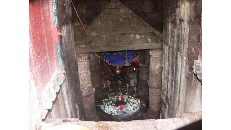 Bhringesvara Siva Temple, Khatuapada, Bhubaneswar, Odisha