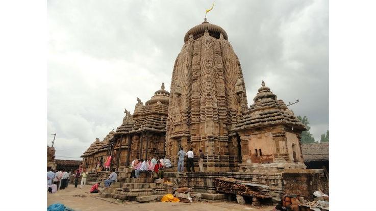 Byamokesvara Temple, Tala Bazar, Bhubaneswar, Odisha