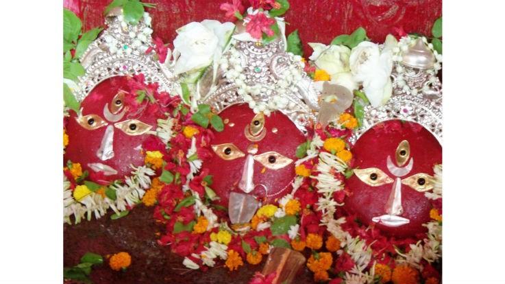 Ghagar Buri Temple, Asansol, West Bengal