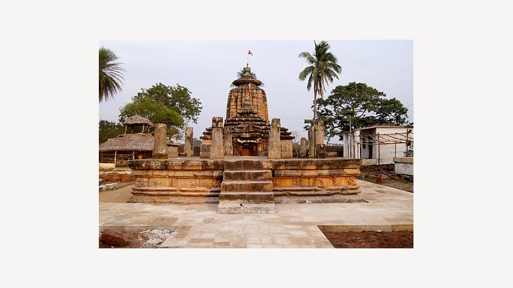 Jaleswara Siva Temple Khordha Odisha