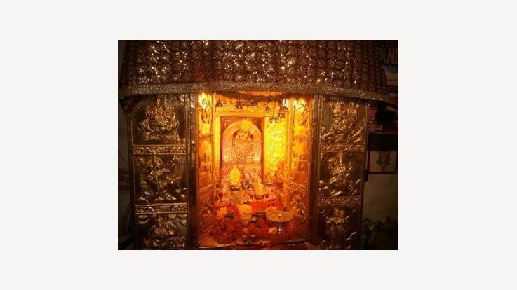 Jayanti Devi Temple, Jind, Haryana