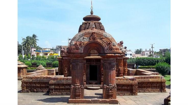 Mukteshvara Temple, Bhubaneswar, Odisha