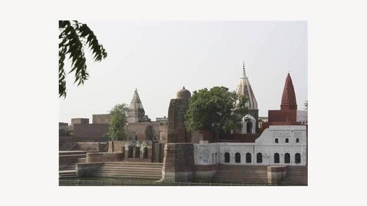 Kapil Muni Tirth, Kalayat, Kaithal, Haryana