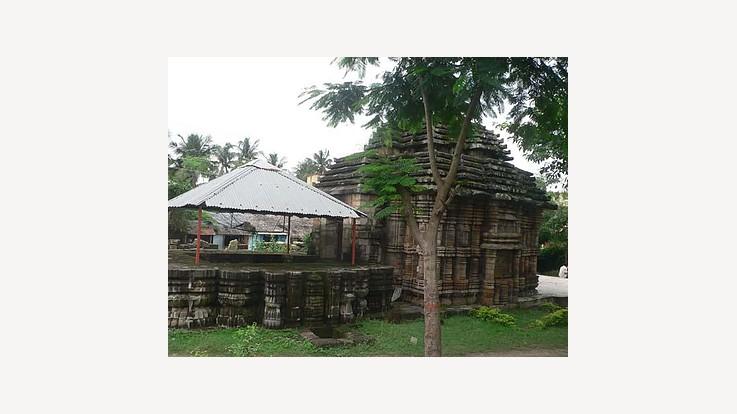 purvesvara siva temple bhubaneswar odisha temple view