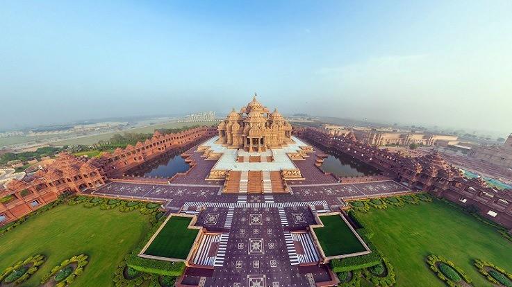 Akshardham, Gandhinagar, Gujarat