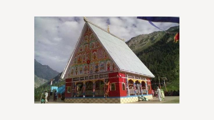 Machail Mata, Kishtwar, Jammu & Kashmir
