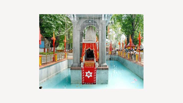 Kheer Bhawani Temple, Tul Mul, Jammu & Kashmir