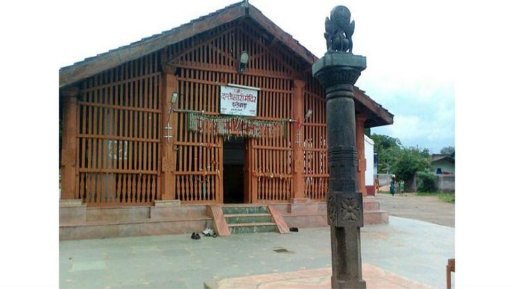 Danteshwari Temple,  Dantewada, Bastar, Chhattisgarh