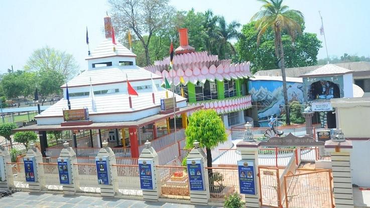 Ganga Maiya Temple, Jhalmala, Balod, Durg, Chhattisgarh