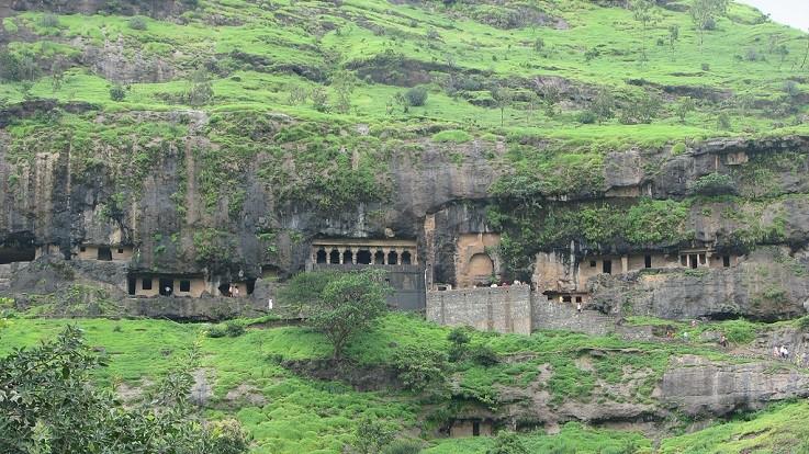 Girijatmaj Temple, Lenyadri, Pune, Maharashtra