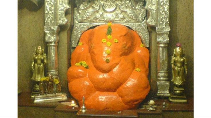Mahaganapati Temple, Ranjangaon, Pune, Maharashtra