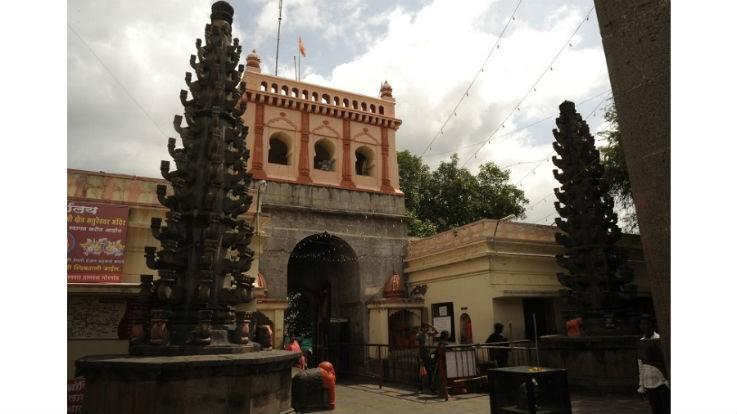 Moreshwar Temple, Morgaon, Pune, Maharashtra