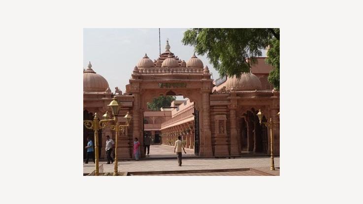 Santram Mandir, Nadiad, Gujarat