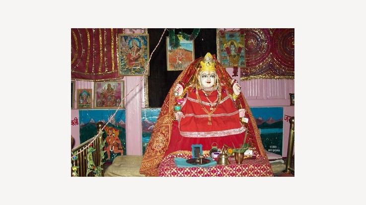 Jawala Bhagwati Temple, Khrew, Pulwama, Jammu & Kashmir