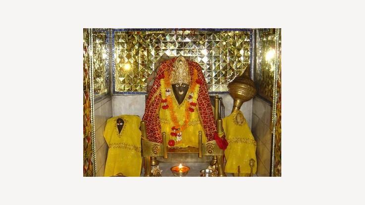 Maa Pitambara Temple, Amleshwar, Durg, Chhattisgarh