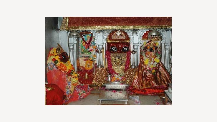 Kalika Mata Temple, Pavagadh, Panchmahal, Gujarat