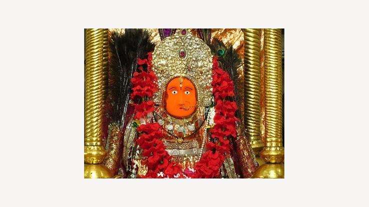 Bambleshwari Temple, Dongargarh, Rajnandgaon, Chhattisgarh