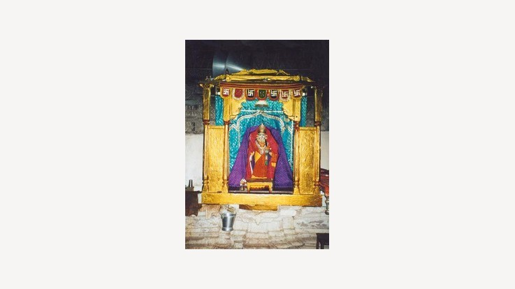 Rukmini Devi Temple, Dwarka, Gujarat