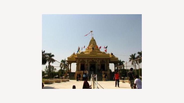 Kayavarohan Temple, Vadodara, Gujarat