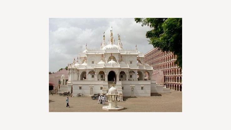 Shri Swaminarayan Mandir, Gadhada, Gujarat