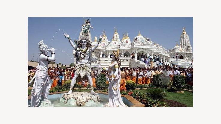 Shri Swaminarayan Mandir, Bhuj, Gujarat