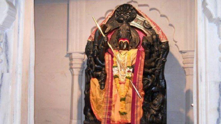 Bhawani Waghjai Temple, Terav, Chiplun, Ratnagiri, Maharashtra