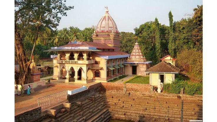 Durga Devi Temple, Guhagar, Ratnagiri, Maharashtra