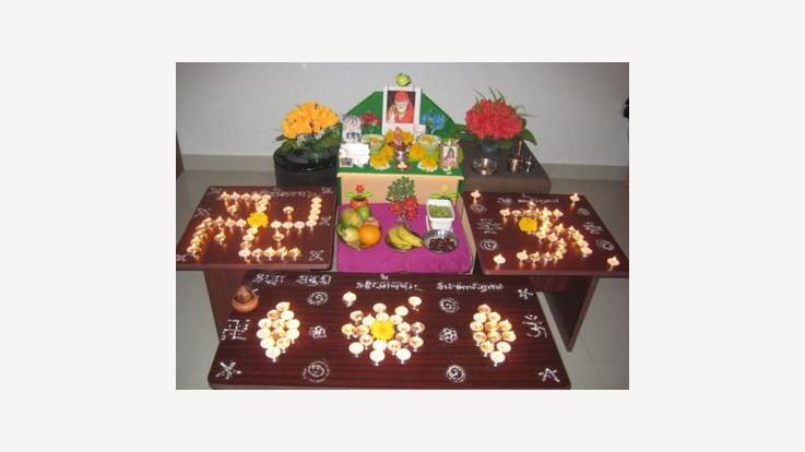 Sai Baba Puja