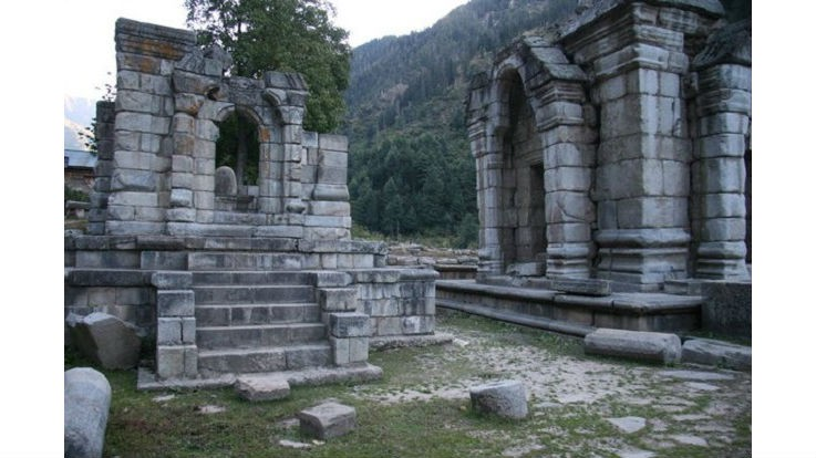 Wangath Temple Complex, Ganderbal, Jammu & Kashmir