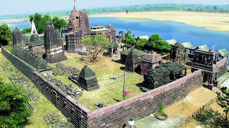 Markanda Mahadev, Chamorshi, Gadhchiroli, Maharashtra