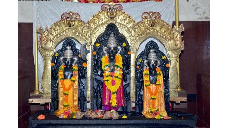 Parshuram Temple, Chiplun, Ratnagiri, Maharashtra
