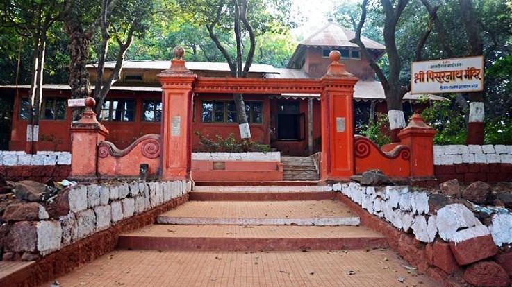 Pisharnath Mahadev Mandir, Matheran, Maharashtra