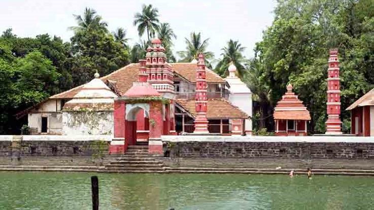 Rameshwar Mandir, Chaul, Raigad, Maharashtra
