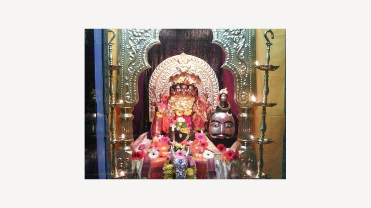 Kaleshwar Temple, Nerur, Sindhudurg, Maharashtra