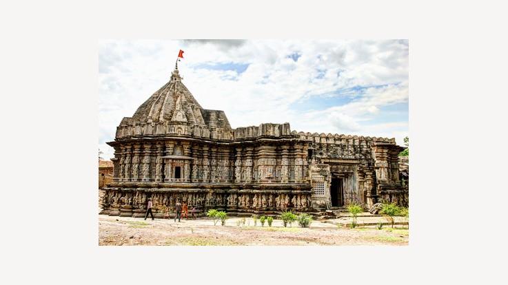 Kopeshwar Temple, Khidrapur, Kolhapur, Maharashtra