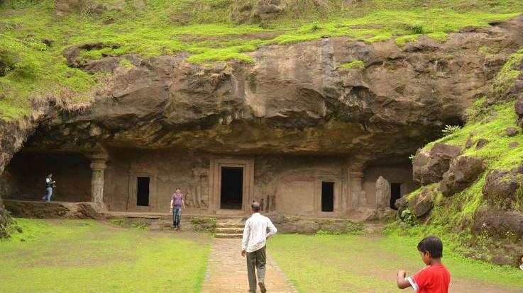 Elephanta Caves, Gharapuri, Mumbai, Maharashtra