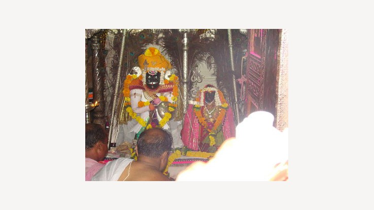 Sidhhanath Temple, Kharsundi, Sangli, Maharashtra