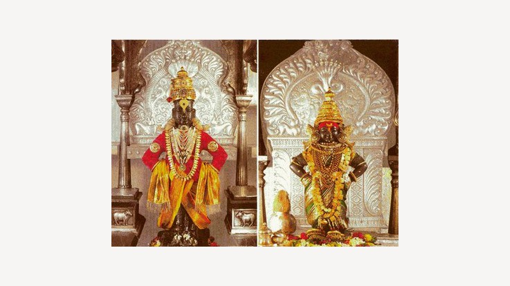 Vitthal Temple, Pandharpur, Solapur, Maharashtra