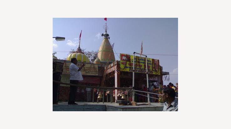 Chandrika Devi Temple, Lucknow, Uttar Pradesh