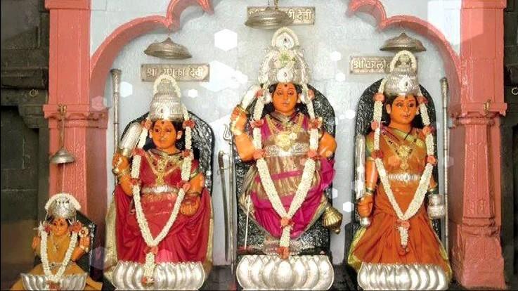 Vajreshwari Temple, Vajreshwari, Thane, Maharashtra