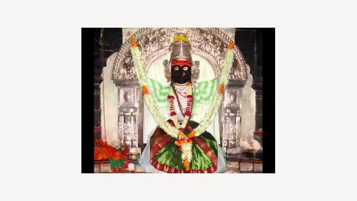 Yamai Devi, Rashin, Karjat Ahmednagar, Maharashtra