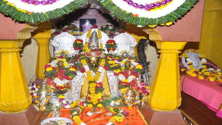 Khandoba Devastan, Parner, Ahmednagar, Maharashtra