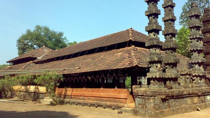 Shri Dev Rameshwar Temple, Rameshwar, Devgad, Sindhudurg, Maharashtra