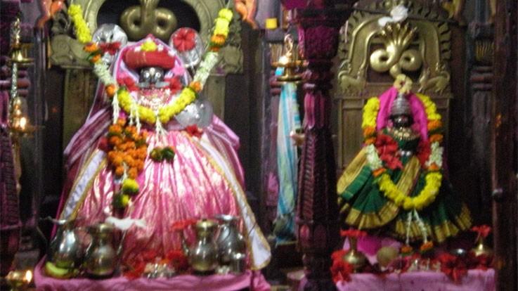 Siddhanath Temple, Mhaswad, Satara, Maharashtra
