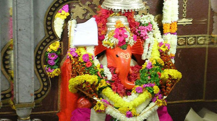 Siddhivinayak Mahaganapati Temple, Titwala, Kalyan, Thane, Maharashtra