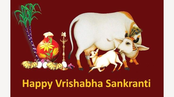 Significance of Vrishabha Sankranti