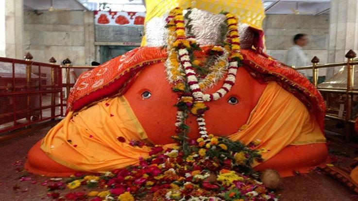 Tekdi Ganesh Mandir, Nagpur, Maharashtra