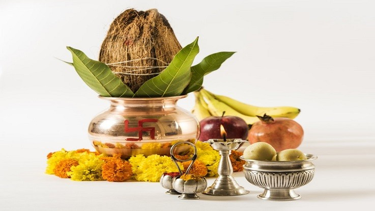Importance of using coconuts in Hindu Temples