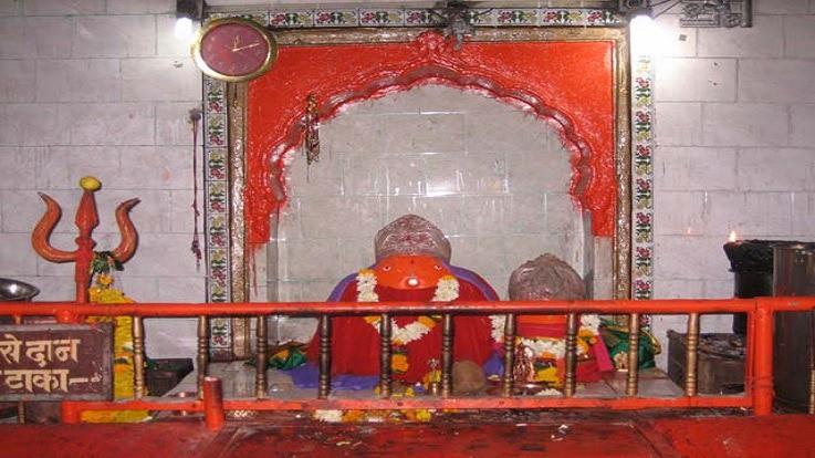 Satpuda Manudevi Temple, Adgaon, Yawal, Jalgaon, Maharashtra